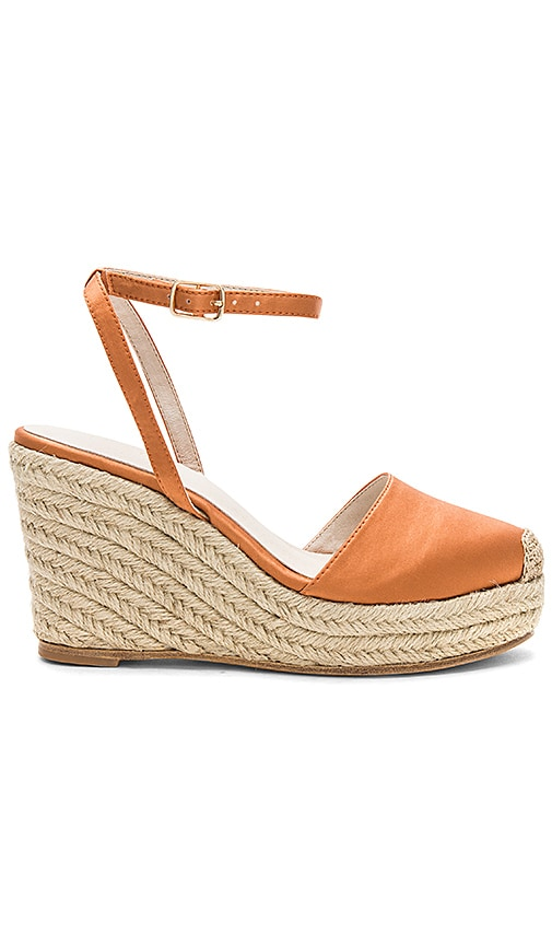 Sofia Espadrille in Burnt Orange. - size 7 (also in 10,5.5,6,6.5,7.5,8,8.5,9,9.5) Raye