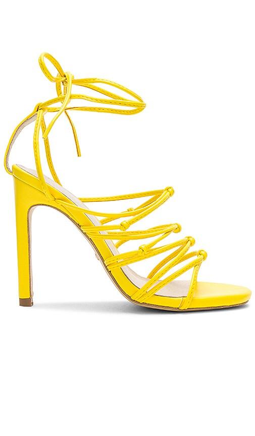 RAYE Cade Heel in Yellow