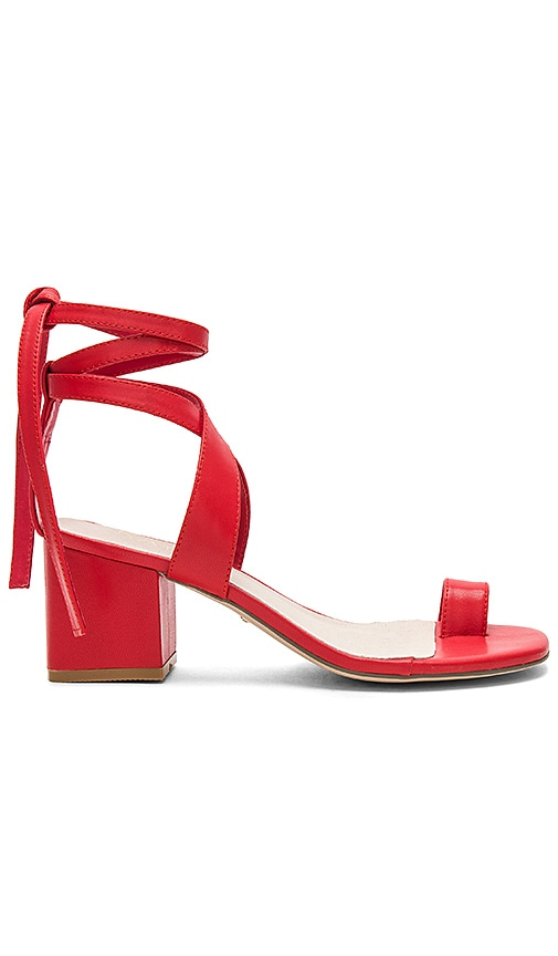 RAYE Kepner Sandal in Red
