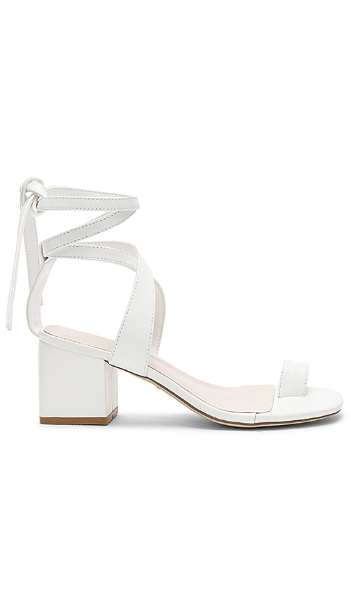RAYE Kepner Sandal in White