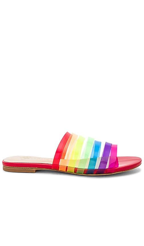 x Lovers + Friends Jorie Sandal
