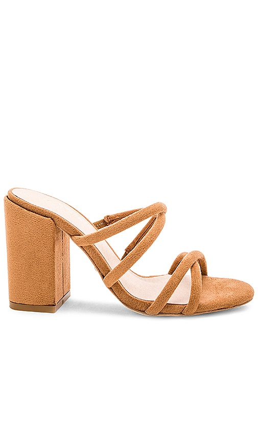 RAYE Caia Heel in Tan