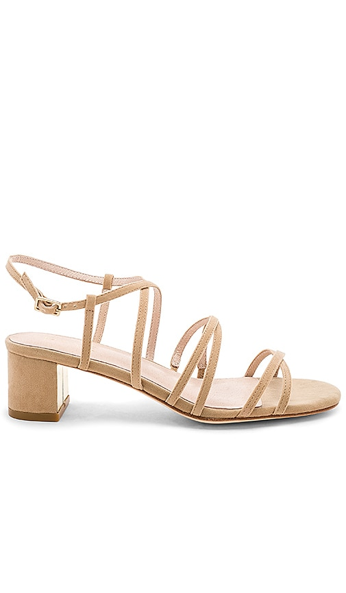 RAYE Court Sandal in Tan