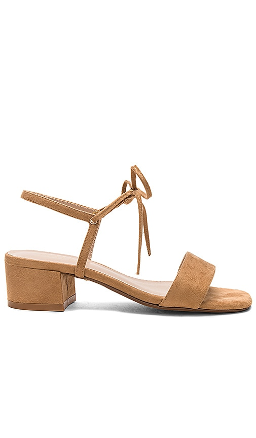 RAYE Goldie Sandal in Tan