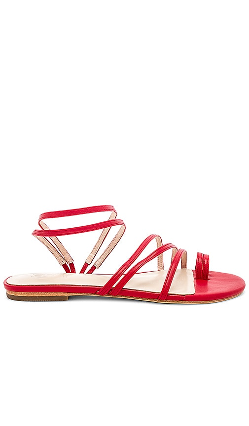 x House Of Harlow 1960 Glimmer Sandal