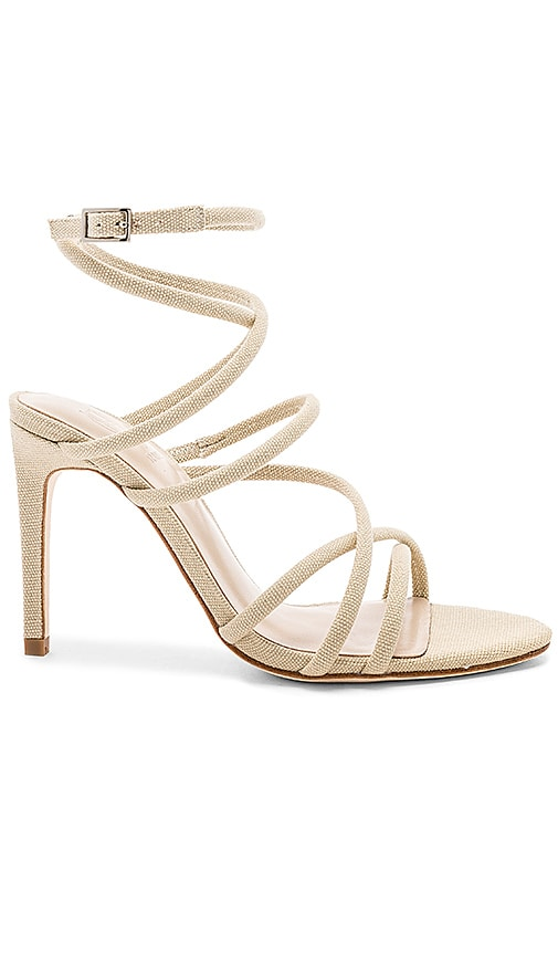 x House Of Harlow 1960 Barnett Heel in Beige. - size 7 (also in 10,5.5,6,6.5,7.5,8,8.5,9,9.5) Raye