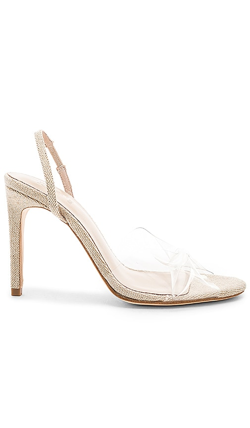 x House Of Harlow 1960 Maxine Heel in Beige. - size 8 (also in 10,5.5,6,6.5,7,7.5,8.5,9,9.5) Raye