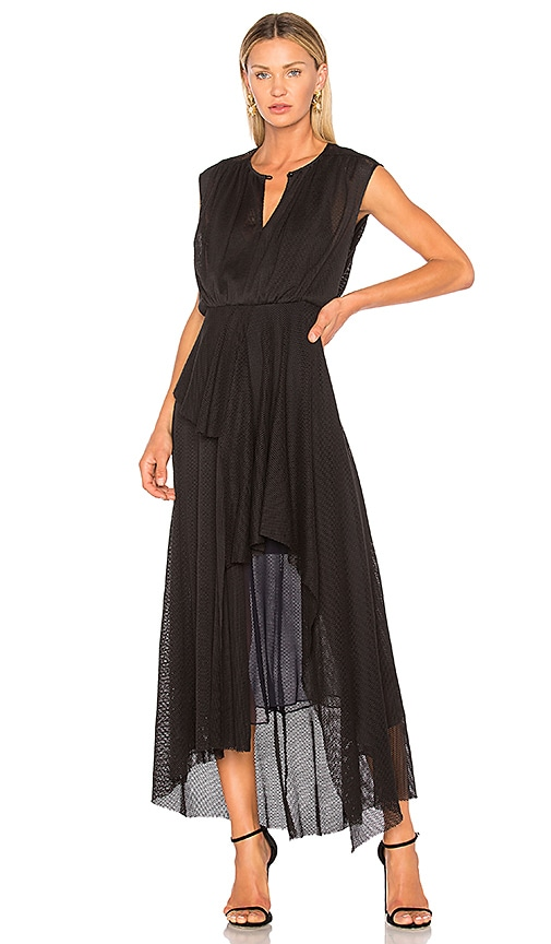 Rachel Comey Tangle Dress in Black
