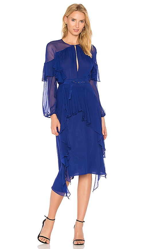 Rachel Comey Treason Dress in Blue