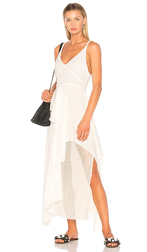 Rachel Comey Catch Dress in White