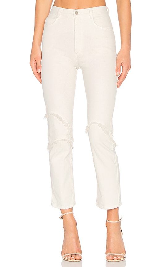 Rachel Comey Ticklers Pant in Dirty White
