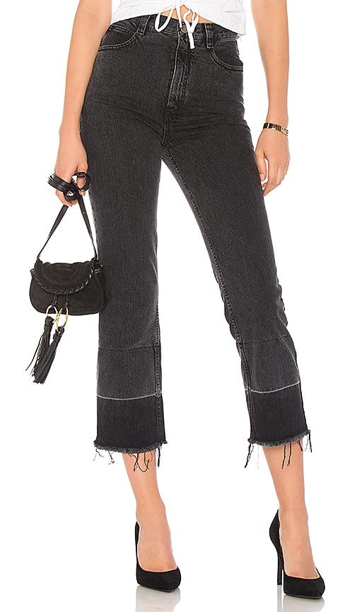 Rachel Comey Slim Legion Pant in Washed Black
