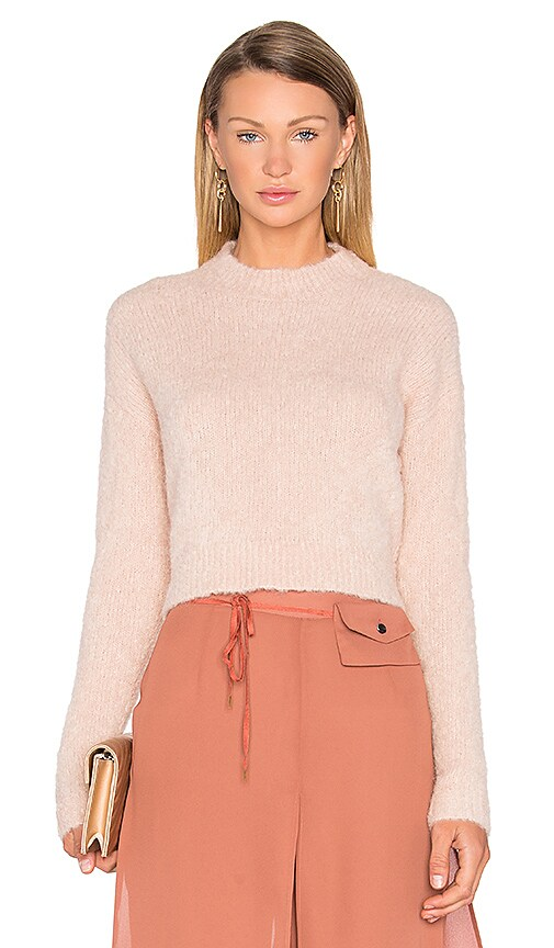 Rachel Comey Dash Pullover in Blush