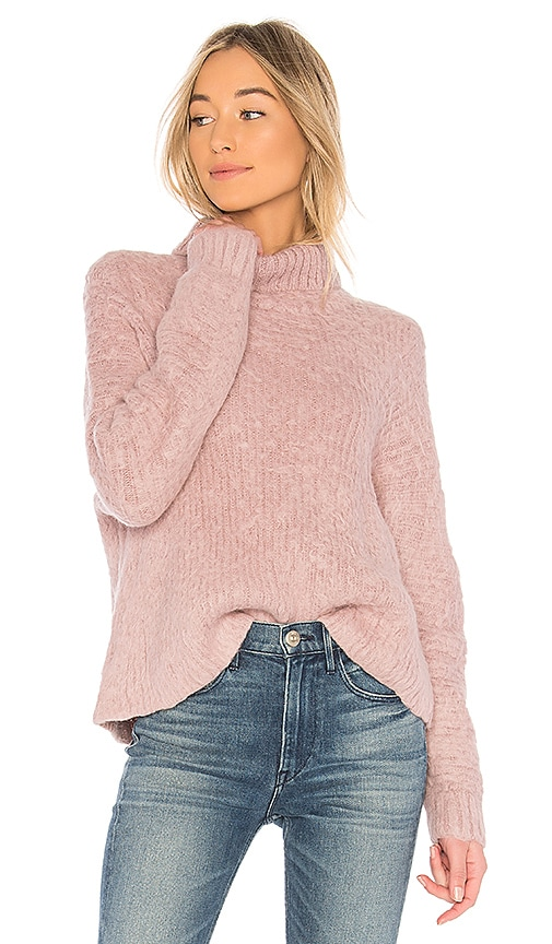 Rachel Comey Candor Sweater in Mauve