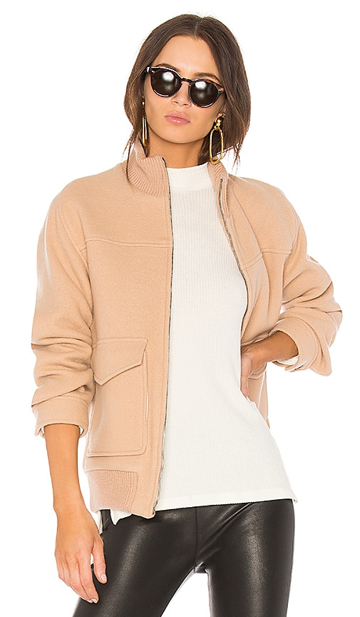 Rachel Comey Strike Bomber in Blush