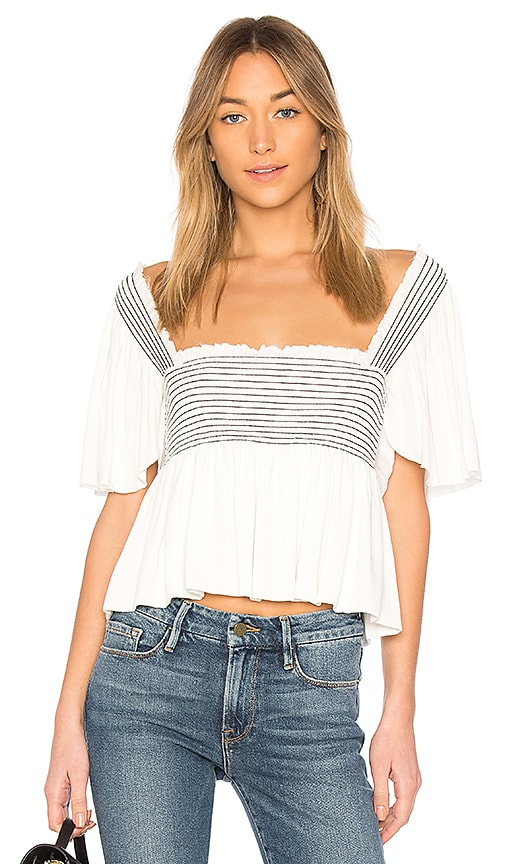 Rachel Comey Thicket Top in White