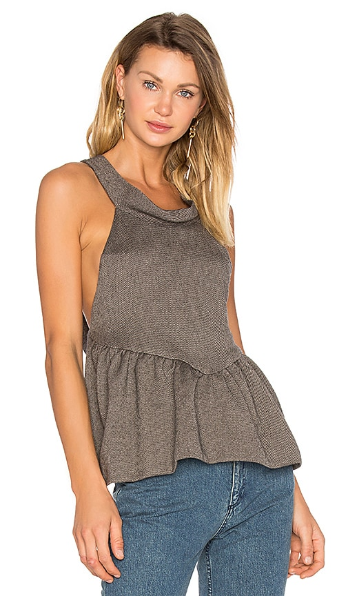 Rachel Comey Persuasuve Top in Grey