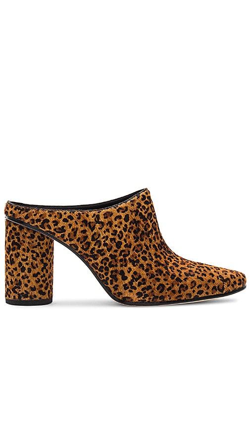 Rachel Comey Scarpa Calf Hair Mules in Cognac