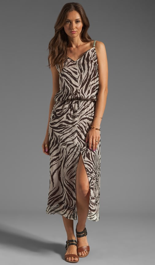 Burning Maxi Dress
