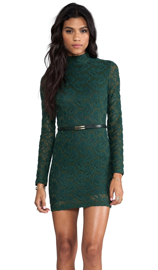 Harlem Duchess Long Sleeve Dress