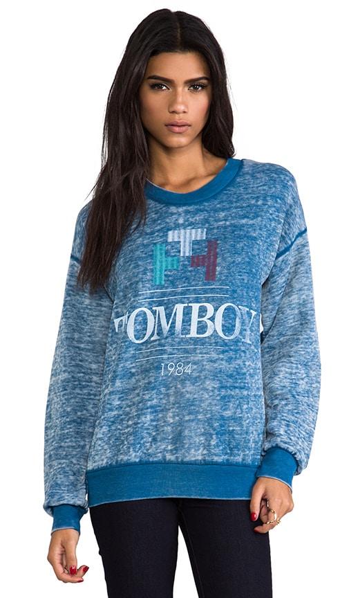 Tomboy 70's Sweatshirt