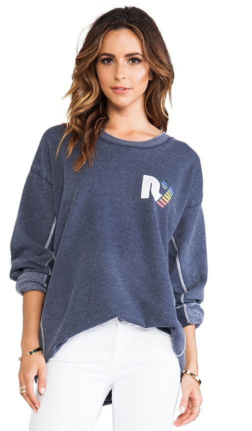 x REVOLVE Strokes Warm Up Fleece