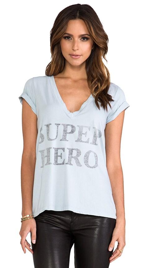 Super Hero V Tee