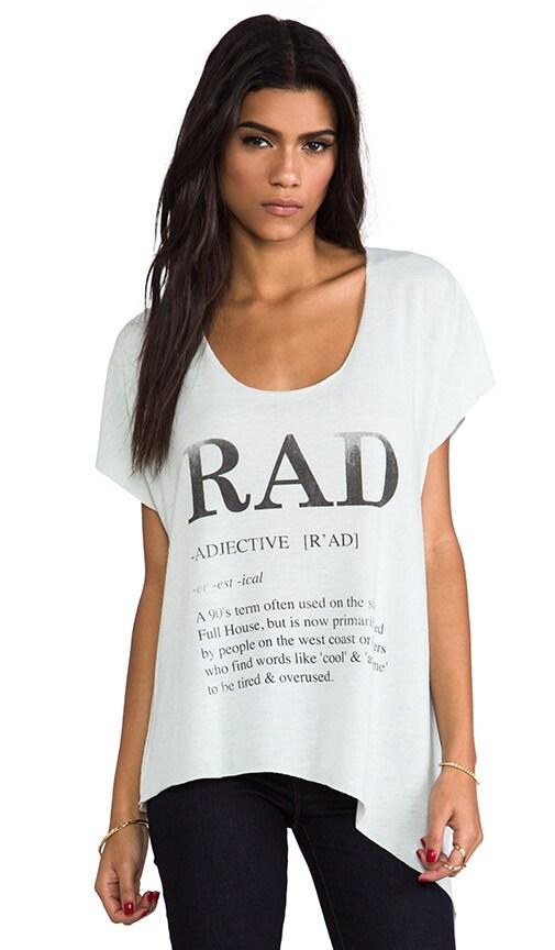 Rad Raw Tee