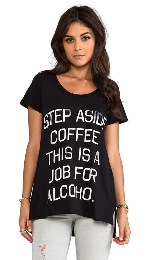 Step Aside Coffee Pocket Tunic