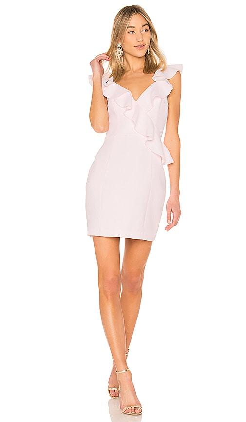 Rebecca Vallance Femmes Mini Dress in Pink