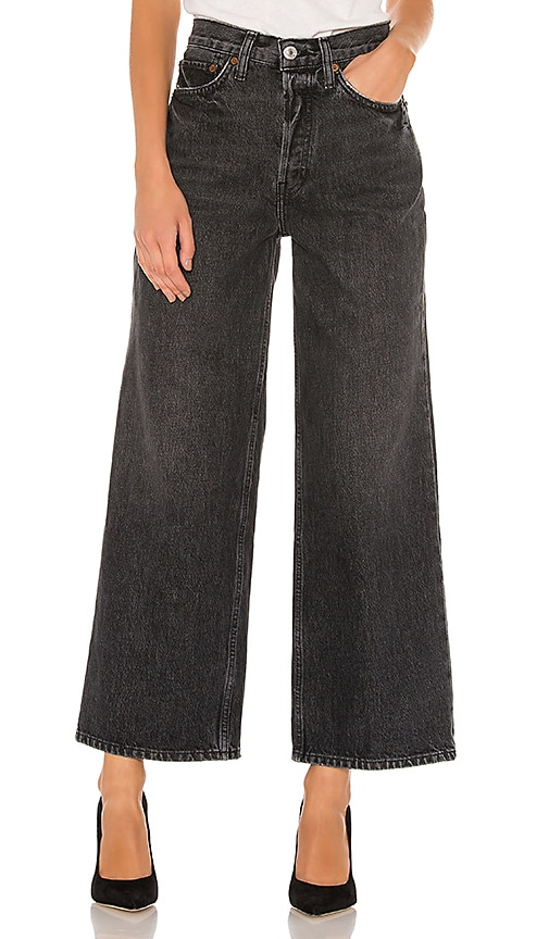 60s – 70s Pants, Jeans, Hippie, Bell Bottoms, Jumpsuits REDONE 60s Wide Leg. - size 29 also in 242526 $110.00 AT vintagedancer.com