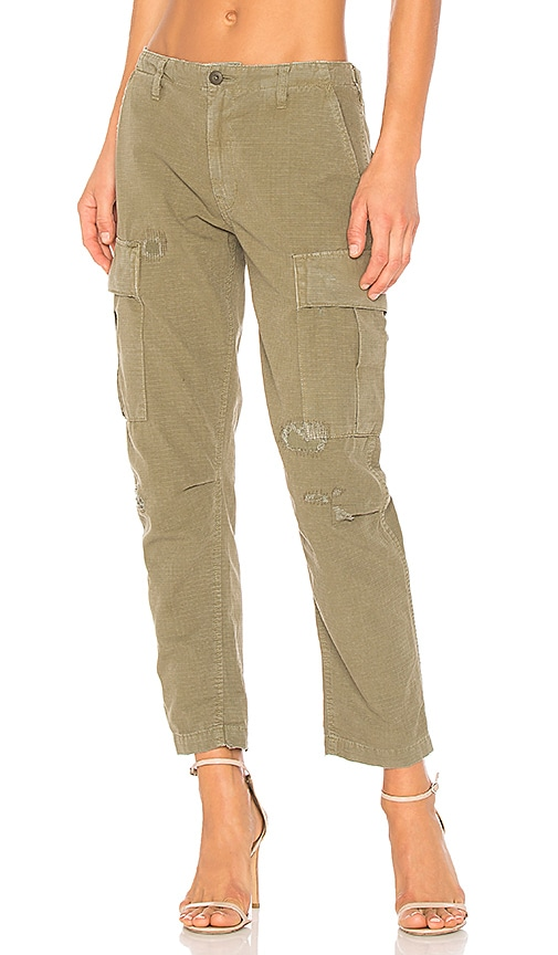 RE/DONE Cargo Pants in Army
