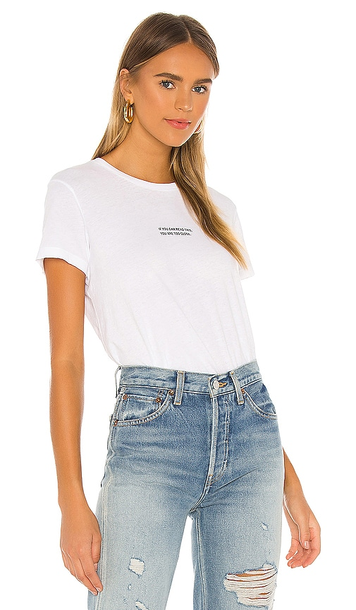 Boxy Too Close Tee by RE/DONE, available on revolve.com for $115 Kaia Gerber Top SIMILAR PRODUCT