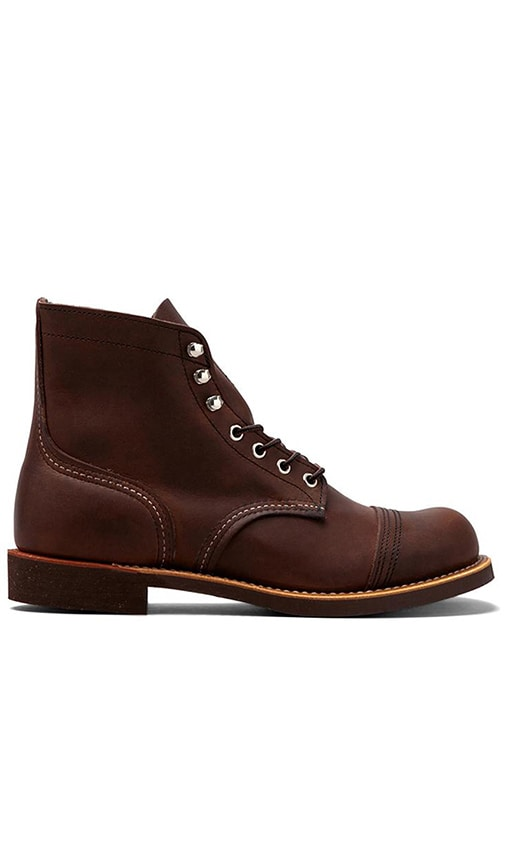 ca9b61e22a9 Red Wing Shoes Iron Ranger 6