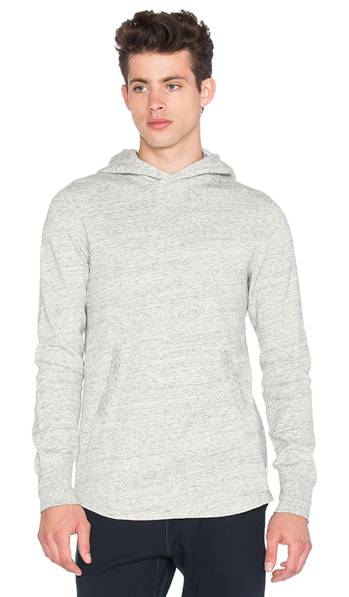 Reigning Champ Pullover Hoodie in Concrete