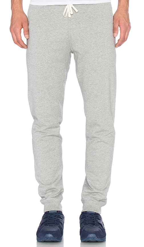 Reigning Champ Core Sweatpant in Gray