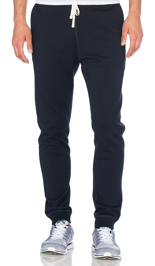 Reigning Champ Core Sweatpants in Navy