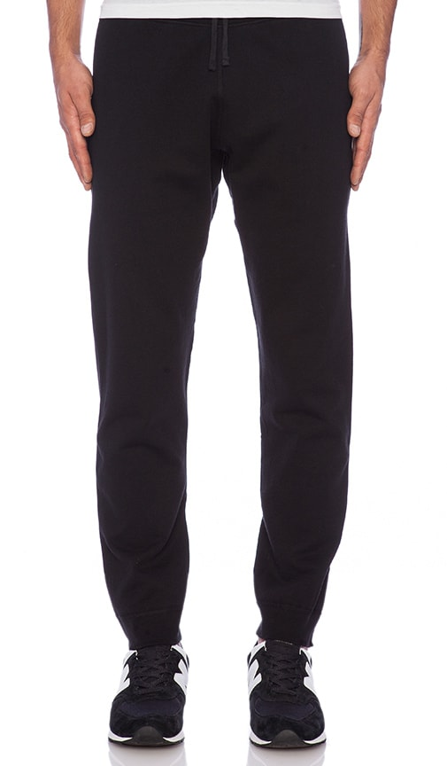 Reigning Champ Sweatpant in Black