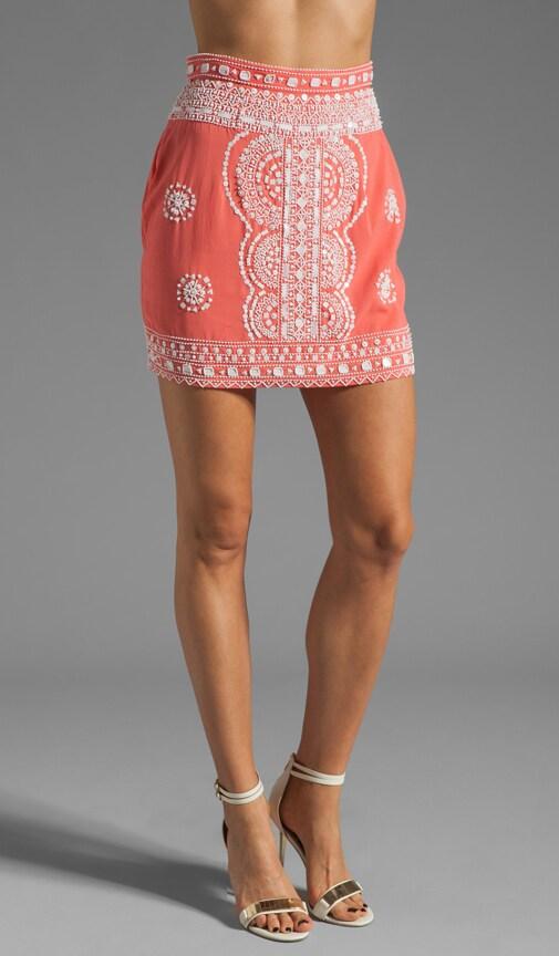 Lola-Lola Silk Skirt