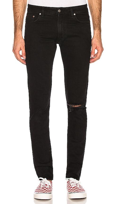 Blow Knee Denim Jeans