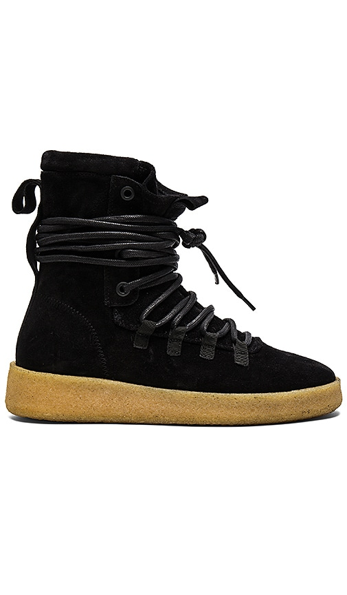 REPRESENT Dusk Boots in Black