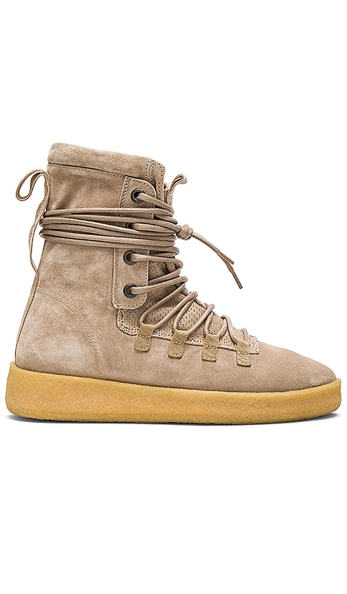 REPRESENT Dusk Boots in Taupe