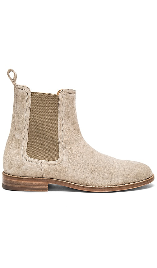 REPRESENT Chelsea Boots in Taupe