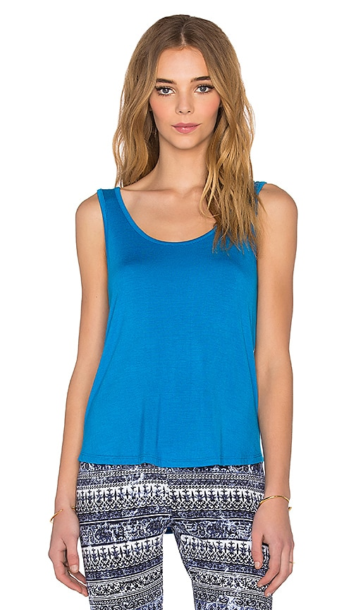 Rese Sarah Tank in Turquoise