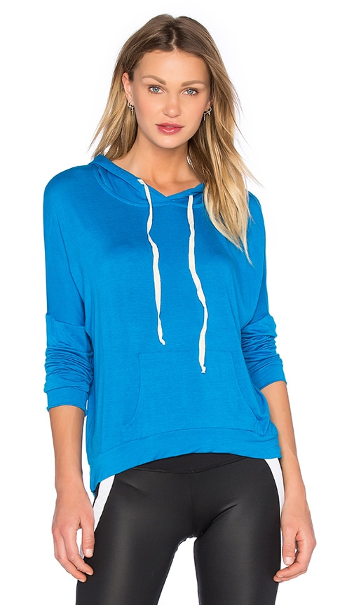 Rese Chaya Hoodie in Turquoise