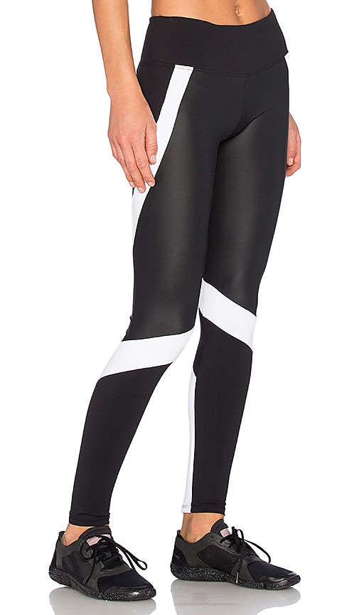 Rese Riley Legging in Black & White