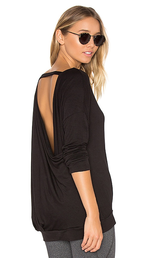 Rese Jordie Top in Black