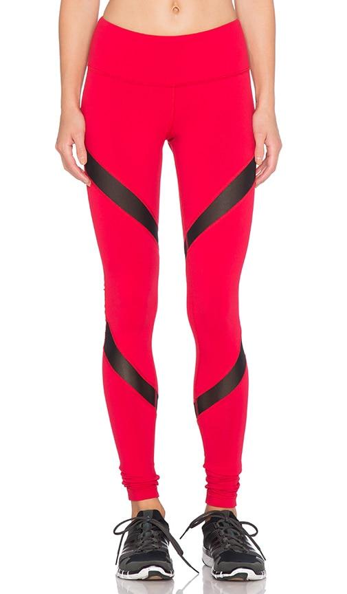 Rese Mia Legging in Red