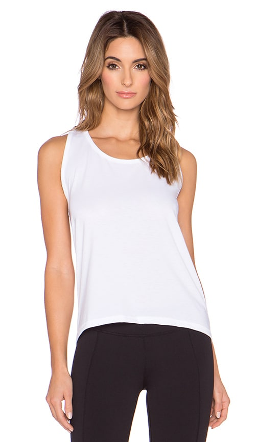 Rese Nicole Tank in White