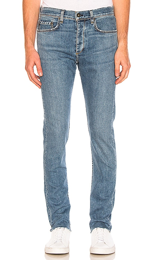 Rag & Bone Standard Issue Fit 2 Jeans in Dark Kingston